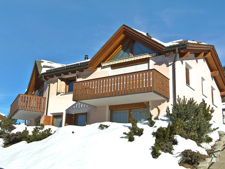 Ubytování ve Švýcarsku, Pontresina