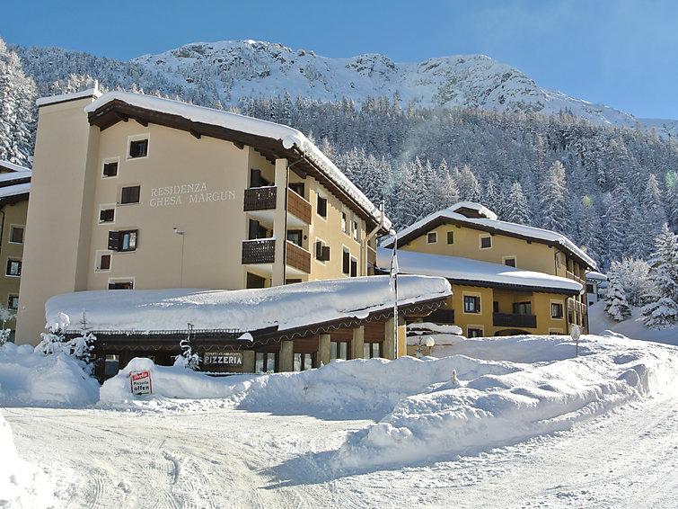 Ubytování ve Švýcarsku, Silvaplana/Surlej