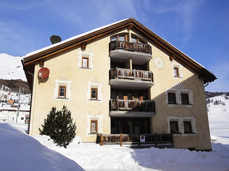 Ubytování ve Švýcarsku, Zuoz