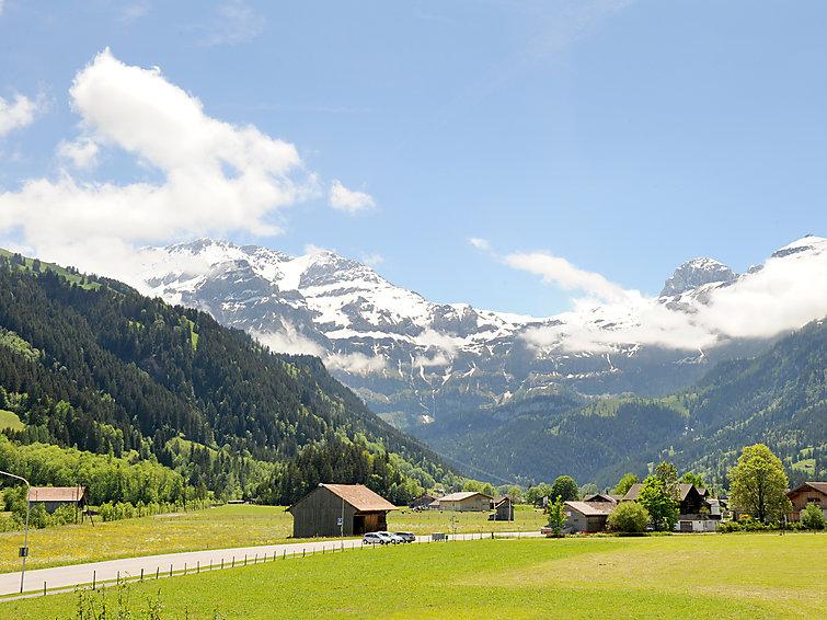 Ubytování ve Švýcarsku, Lenk