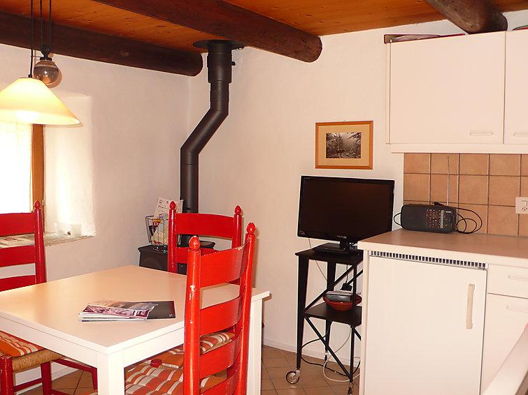 Ubytování ve Švýcarsku, Brione / Verzasca