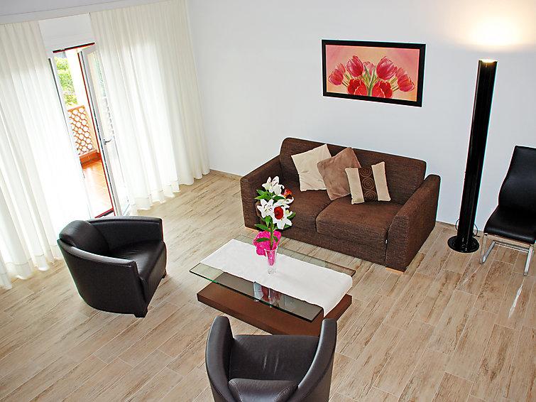 Ubytování ve Švýcarsku, Malcantone/Caslano