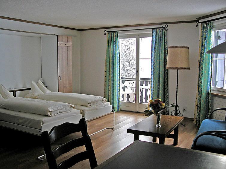 Ubytování ve Švýcarsku, Vulpera