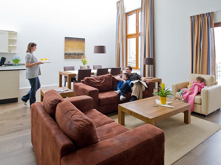 Ubytování ve Švýcarsku, Flumserberge/Unterterzen