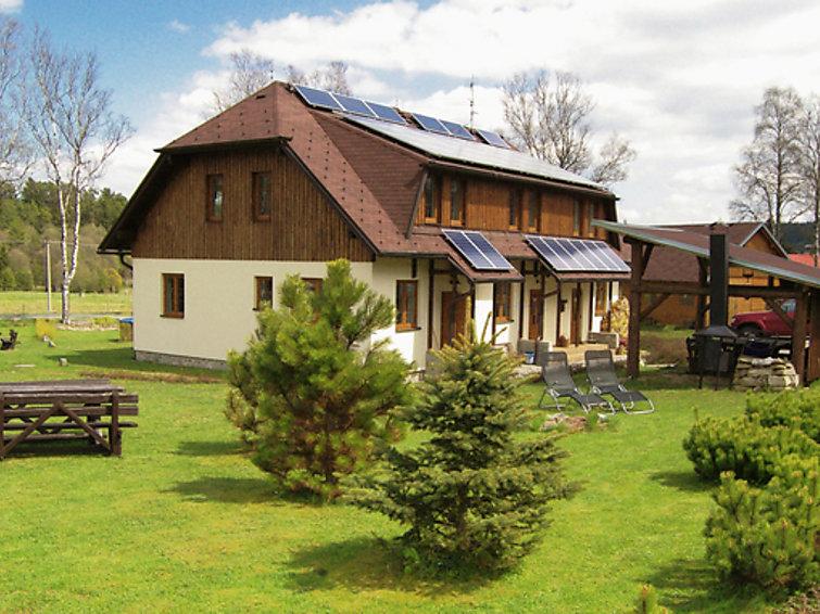 Ubytování v České republice, Borová Lada