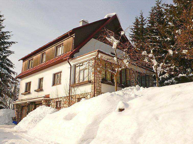 Ubytování v České republice, Harrachov