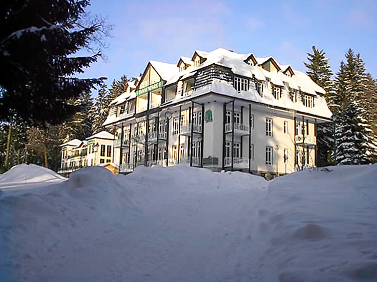 Ubytování v Německu, Tanne