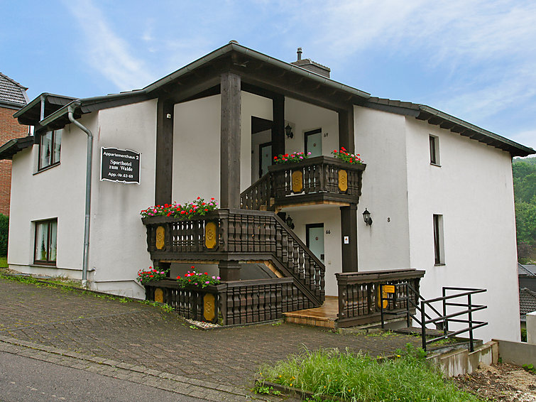 Ubytování v Německu, Cáchy/Aachen