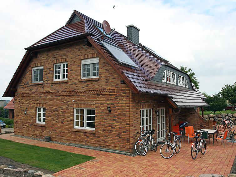 Ubytování v Německu, Gross Zicker - Rujána