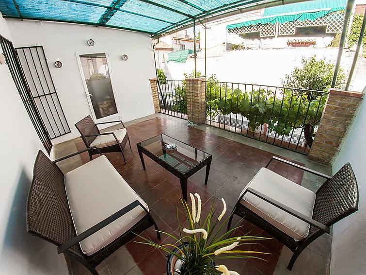 Ubytování ve Španělsku, Granada