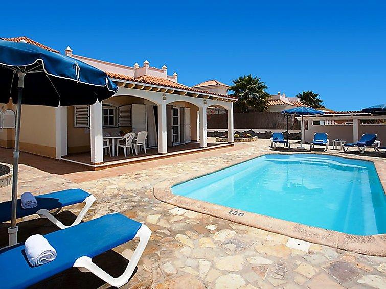 Ubytování ve Španělsku, Caleta de Fuste Antigua