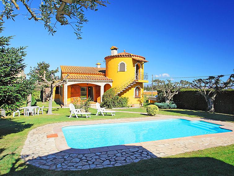 Ubytování ve Španělsku, Viladamat