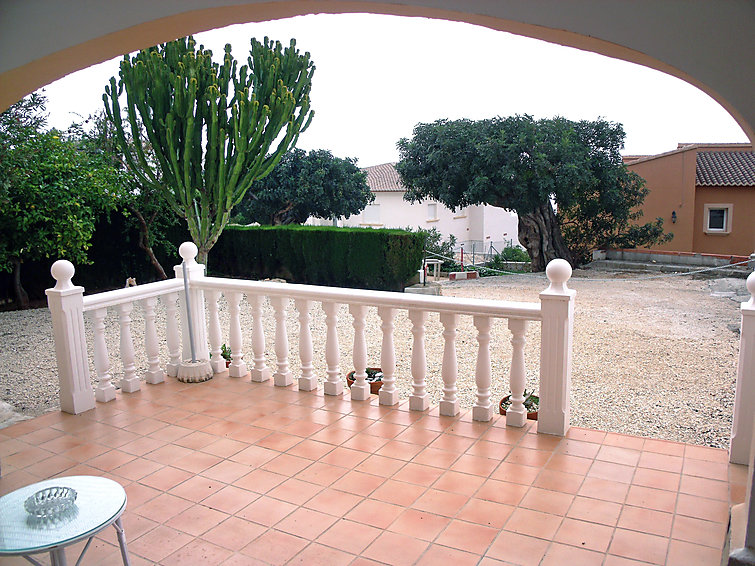 Ubytování ve Španělsku, Moraira
