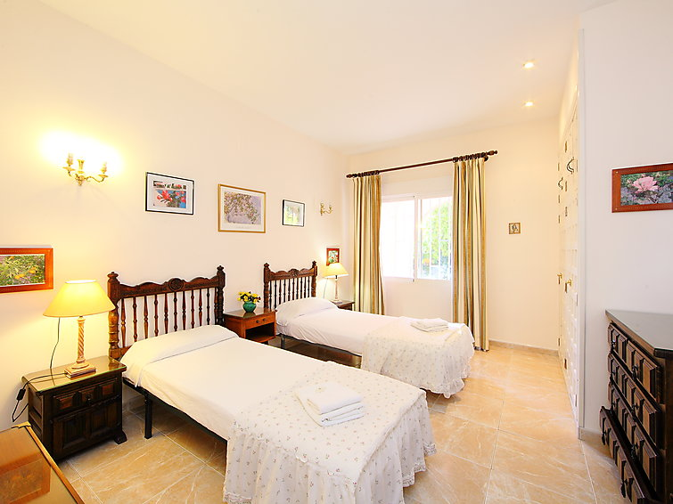 Ubytování ve Španělsku, Albir
