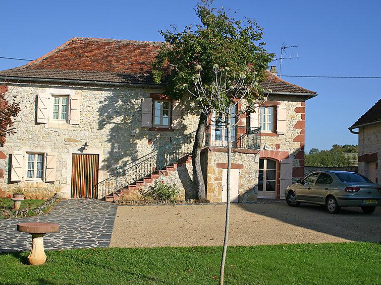 Ubytování ve Francii, Carennac