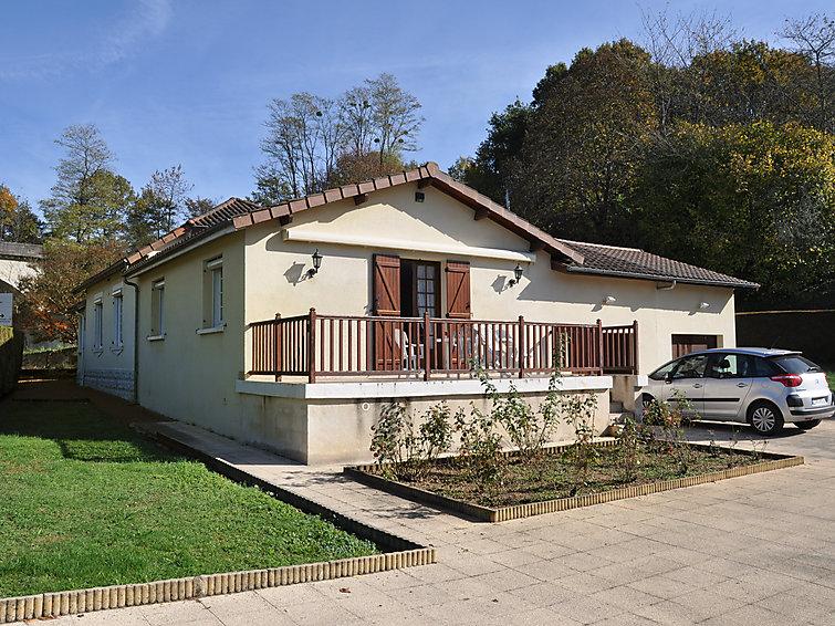 Ubytování ve Francii, Saint-Pardoux-la-Rivière