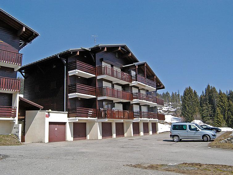 Ubytování ve Francii, La Clusaz