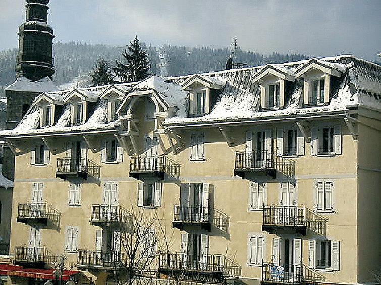 Ubytování ve Francii, Saint Gervais