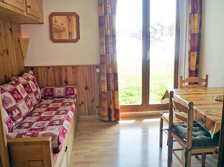 Ubytování ve Francii, La Toussuire