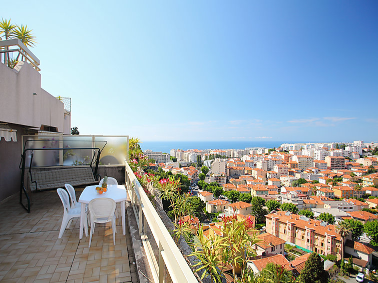 Ubytování ve Francii, Nice