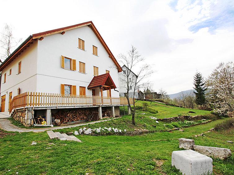 Ubytování v Chorvatsku, Skrad