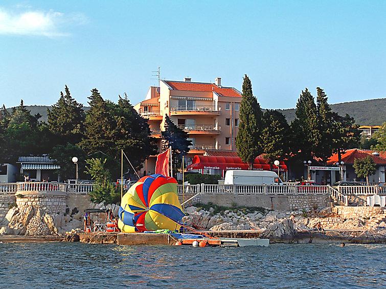 Ubytování v Chorvatsku, Selce