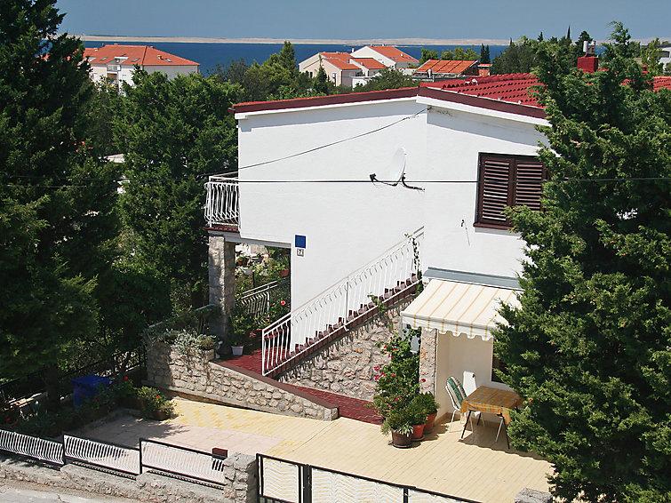 Ubytování v Chorvatsku, Starigrad-Paklenica