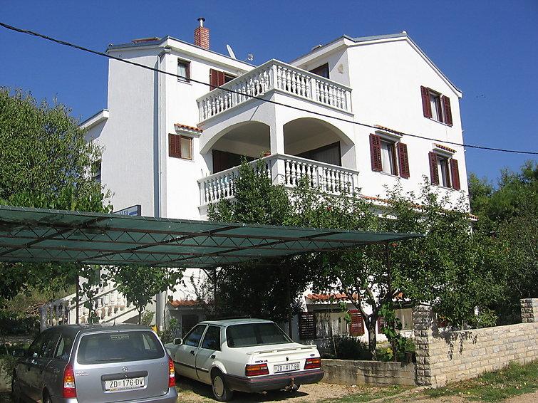 Ubytování v Chorvatsku, Pakoštane
