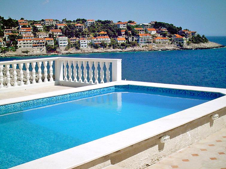 Ubytování v Chorvatsku, Korčula/Zavalatica