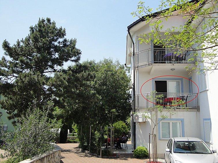 Ubytování v Chorvatsku, Krk/Šilo