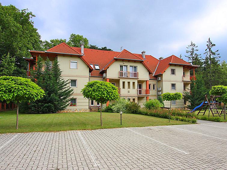 Ubytování v Maďarsku, Balatonföldvár