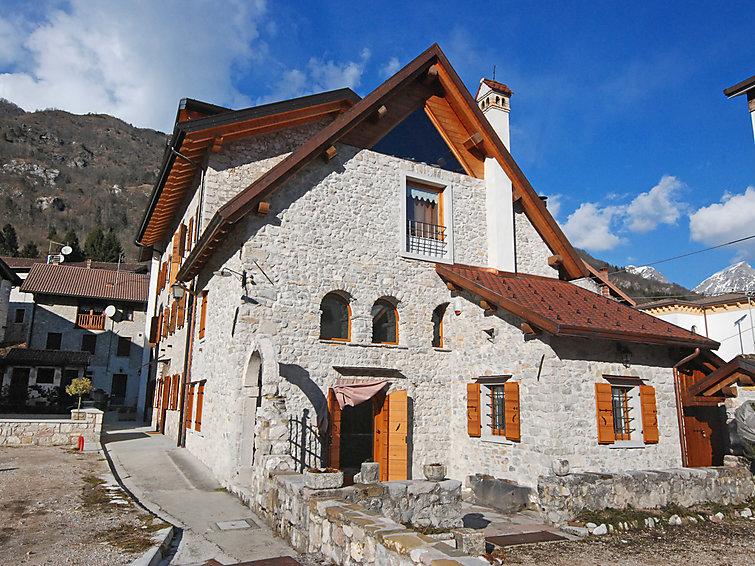 Ubytování v Itálii, Lago di Barcis