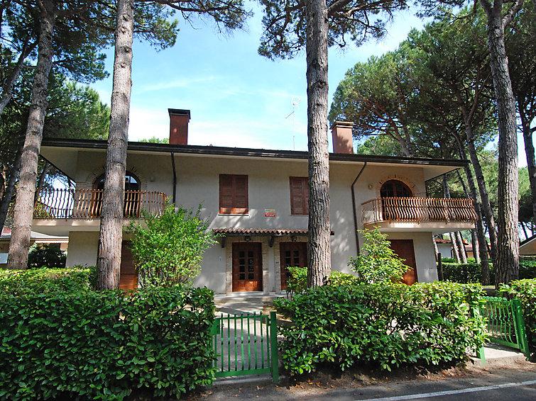 Ubytování v Itálii, Lignano Riviera