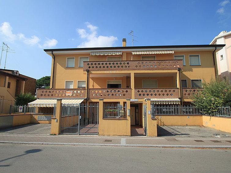 Ubytování v Itálii, Lido degli Estensi