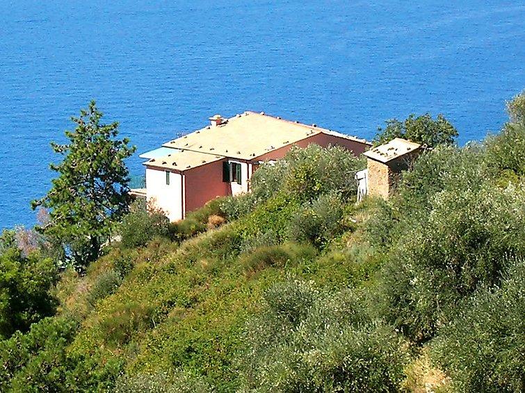 Ubytování v Itálii, Bonassola