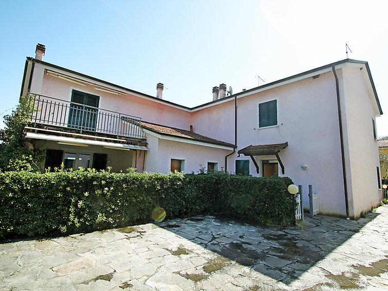 Ubytování v Itálii, Ameglia