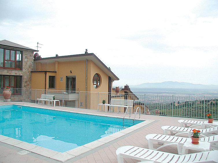 Ubytování v Itálii, Vinci