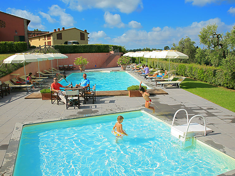 Ubytování v Itálii, Palaia