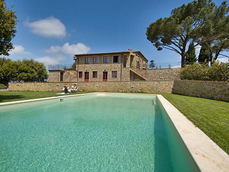 Ubytování v Itálii, Montalcino