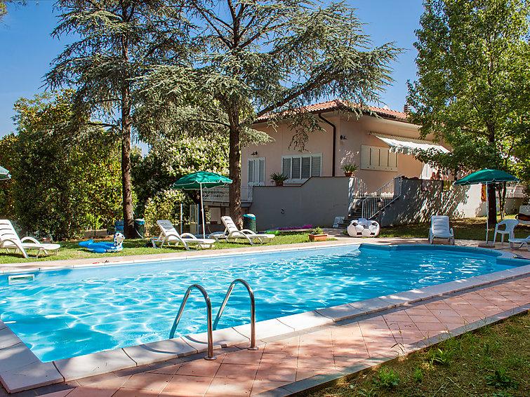 Ubytování v Itálii, Castiglioncello