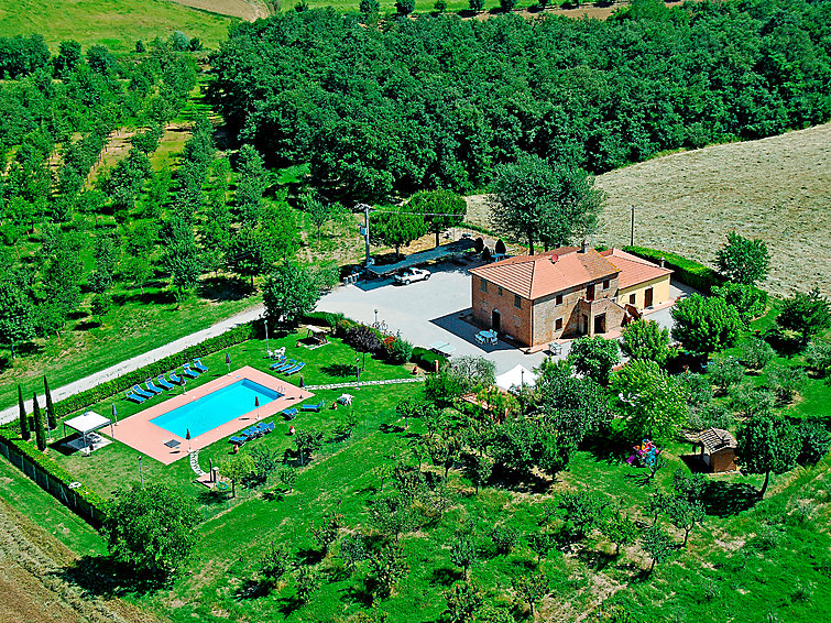 Ubytování v Itálii, Cortona
