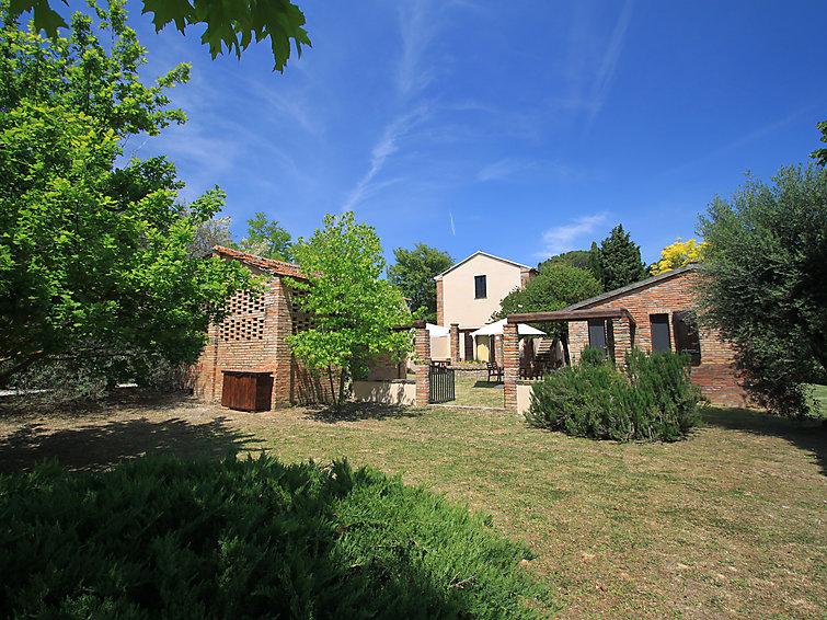 Ubytování v Itálii, Chianciano Terme