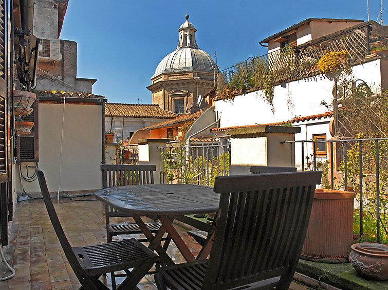 Ubytování v Itálii, Řím/Centro Storico