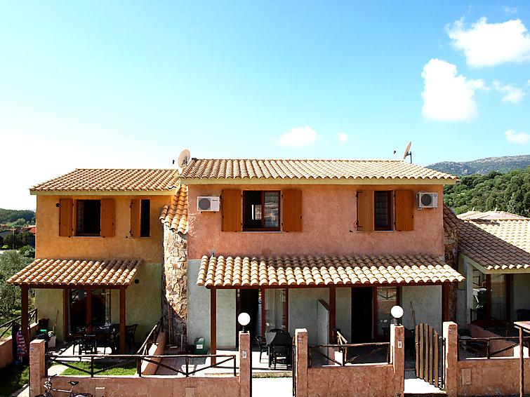 Ubytování v Itálii, Chia