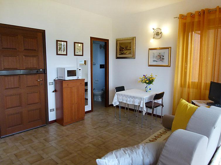 Ubytování v Itálii, Laveno