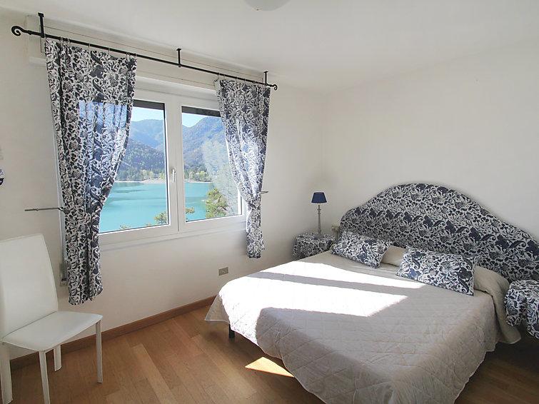 Ubytování v Itálii, Lago di Ledro