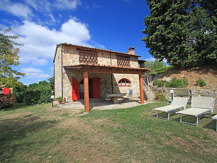 Ubytování v Itálii, Badia a Passignano
