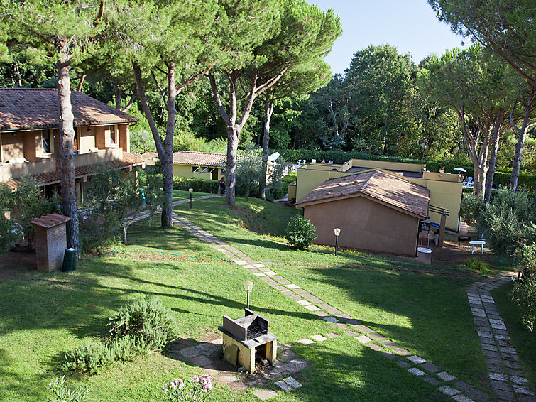 Ubytování v Itálii, Guardistallo