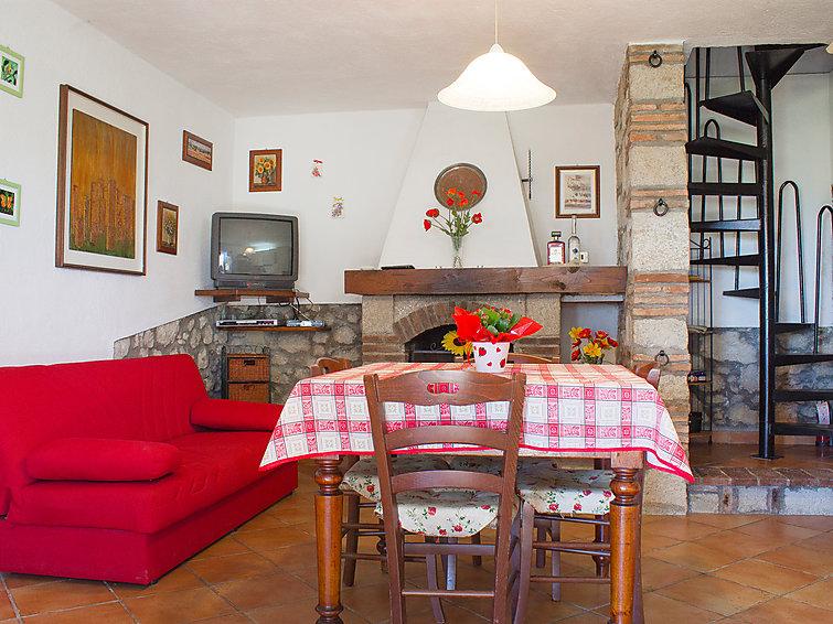 Ubytování v Itálii, Roccastrada