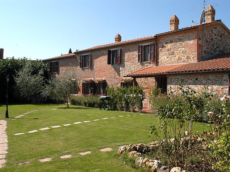 Ubytování v Itálii, Castiglione del Lago